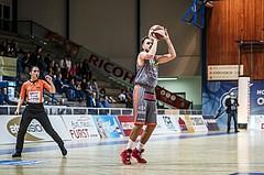 Basketball, ABL 2018/19, Grunddurchgang 5.Runde, Oberwart Gunners, Fürstenfeld Panthers, Ibrahim Alisic (6)