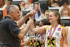 Basketball Damen Superliga 2020/21, Finale Spiel 4 BK Duchess Klosterneuburg vs. UBI Graz