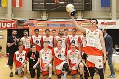 Basketball 2.Bundesliga 2018/19, Playoff Finale Spiel 2 UBC St.Pölten vs. Jennersdorf Blackbirds