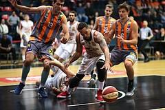Basketball ABL 2018/19, Grunddurchgang 8.Runde BC Vienna vs. BK Dukes