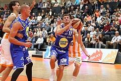 Basketball ABL 2017/18, Grunddurchgang 1.Runde BK Dukes Klosterneuburg vs. Gmunden Swans