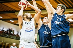 Basketball, 2.Bundesliga, Grunddurchgang 3.Runde, Mattersburg Rocks, BBC Nord Dragonz, Gary WARE (32)
