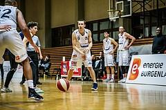 Basketball, 2.Bundesliga, Grunddurchgang 3.Runde, Mattersburg Rocks, BBC Nord Dragonz, Arnis SERVUTS (9)