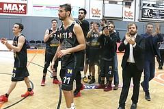 Basketball ABL 2016/17, Grunddurchgang 15.Runde BK Dukes Klosterneuburg vs. Traiskirchen Lions