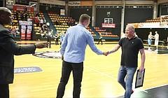 Basketball Basketball Superliga 2019/20, Grunddurchgang 7.Runde BC Vienna vs. St.Pölten