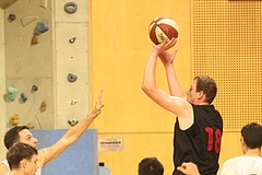 Basketball 2.Bundesliga 2017/18, Grunddurchgang 5.Runde Basketflames vs. Mistelbach Mustangs
