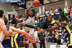 Basketball Superliga 2021/22, Grunddurchgang 2.Runde Klosterneuburg Dukes vs. UBSC Graz