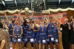Basketball ABL 2018/19, Playoff HF Spiel 3 Gmunden Swans vs. Kapfenberg Bulls