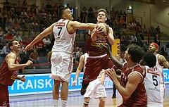 Basketball ABL 2016/17, Grunddurchgang 30.Runde Traiskirchen Lions vs. BC Vienna