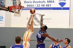 Basketball ABL 2018/19, Grunddurchgang 4.Runde Dukes Klosterneuburg vs. Oberwart Gunners