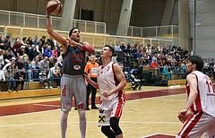 Basketball 2.Bundesliga 2016/17, Playoff Finale Spiel 1 UBC St.Pölten vs. Villach Raiders