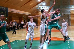 Basketball 2.Bundesliga 2016/17, Grunddurchgang 16.Runde Basketflames vs. Mattersburg Rocks