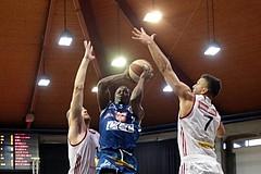Basketball ABL 2015/16 Grunddurchgang 32.Runde BC Vienna vs Kapfenberg Bulls