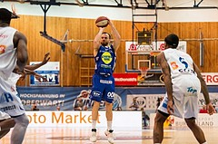 Basketball, CUP 2017 , 1/2 Finale, Oberwart Gunners, Gmunden Swans, Enis Murati (4)