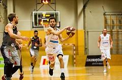 Basketball, 2.Bundesliga, Grunddurchgang 4.Runde, Mattersburg Rocks, Villach Raiders, Jan NICOLI