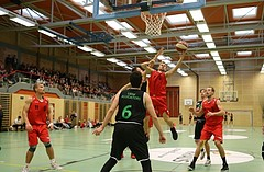 Basketball 2.Bundesliga 2018/19, Grunddurchgang 2.Runde Mistelbach Mustangs vs. Deutsch Wagram