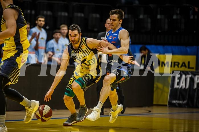 Basketball, ABL 2018/19, Grunddurchgang 17.Runde, UBSC Graz, Kapfenberg Bulls, Ivan Mikulic (18)
