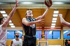 Basketball, Basketball Zweite Liga, Grunddurchgang 5.Runde, Basket Flames, Wörthersee Piraten, Lukas Simoner (7)