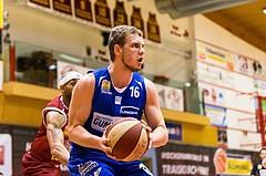 Basketball, ABL 2017/18, Grunddurchgang 14.Runde, Traiskirchen Lions, Oberwart Gunners, Renato Poljak (16)