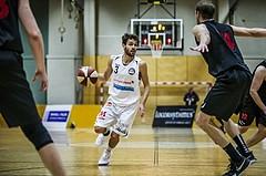Basketball, 2.Bundesliga, Grunddurchgang 5.Runde, Mattersburg Rocks, Mistelbach Mustangs, Jan NICOLI (3)