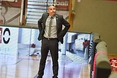 Basketball ABL 2015/16 Playoff Viertelfinale Spiel 1 WBC Wels vs Kapfenberg Bulls
