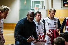 Basketball, 2.Bundesliga, Grunddurchgang 3.Runde, Mattersburg Rocks, BBC Nord Dragonz, James WILLIAMS (Headcoach)