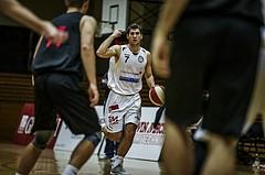 Basketball, 2.Bundesliga, Grunddurchgang 5.Runde, Mattersburg Rocks, Mistelbach Mustangs, Marko SOLDO (7)