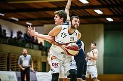Basketball, 2.Bundesliga, Grunddurchgang 3.Runde, Mattersburg Rocks, BBC Nord Dragonz, Tobias WINKLER (17)