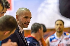 Basketball, ABL 2017/18, Grunddurchgang 7.Runde, Kapfenberg Bulls, Oberwart Gunners, Michael Schrittwieser (Coach)