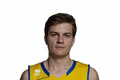 Basketball, ABL 2018/19, Media, UBSC Graz, Jakob Ernst (11)