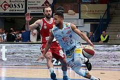 Basketball ABL 2015/16 Cup 1/2 Final ece bulls Kapfenberg vs BC Vienna