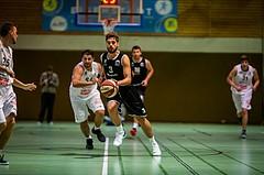 Basketball, Basketball Zweite Liga, Grunddurchgang 1.Runde, COLDA MARIS BBC Nord Dragonz, Swarco Raiders Tirol, Marcis Benefelds (3)