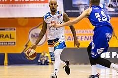 Basketball, ABL 2017/18, Grunddurchgang 7.Runde, Kapfenberg Bulls, Oberwart Gunners, Brian Oliver (12)