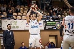 Basketball, ABL 2018/19, Grunddurchgang 33.Runde, Oberwart Gunners, Vienna DC Timberwolves, Jakob Szkutta (4)