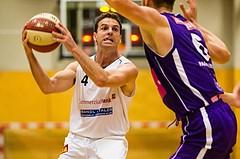 Basketball, 2.Bundesliga, Grunddurchgang 2.Runde, Mattersburg Rocks, Vienna DC Timberwolves, Joey VICKERY (4)