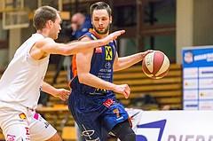 Basketball, ABL 2016/17, CUP 2.Runde, Mattersburg Rocks, Fürstenfeld Panthers, Marko Car (7)