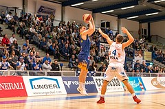 Basketball, ABL 2017/18, Grunddurchgang 7.Runde, Oberwart Gunners, Fürstenfeld Panthers, Paul Radakovics (9)