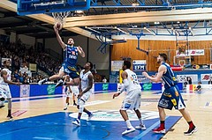 Basketball, CUP 2017 , Finale, Oberwart Gunners, Kapfenberg Bulls, Carl Baptiste (13)