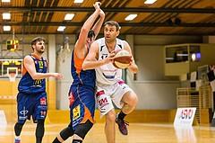 Basketball, ABL 2016/17, CUP 2.Runde, Mattersburg Rocks, Fürstenfeld Panthers, Ramiz Suljanovic (15)