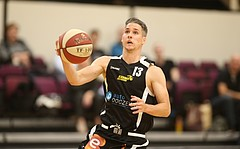 Basketball 2.Bundesliga 2017/18, Grunddurchgang 2.Runde Basket 2000 Warriors vs. Jennesdorf Blackbirds