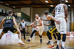 Basketball, Basketball Zweite Liga, Grunddurchgang 3.Runde, Mattersburg Rocks, Fürstenfeld Panthers, Corey HALLETT (13)