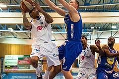 Basketball, CUP 2017 , 1/2 Finale, Oberwart Gunners, Gmunden Swans, Derek Jackson Jr. (6)