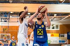 Basketball, ABL 2017/18, Grunddurchgang 2.Runde, Oberwart Gunners, UBSC Graz, Darien Nelson-Henry (6)