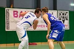 Basketball, ABL 2016/17, CUP 2.Runde, Blue Devils Wr. Neustadt, Oberwart Gunners, Sebastian Kunc (5), Georg Wolf (10)