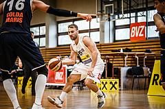 Basketball, Basketball Zweite Liga, Playoff: Viertelfinale 3. Spiel, Mattersburg Rocks, BBC Nord Dragonz, Florian DUCK (3)