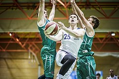 Basketball, 2.Bundesliga, Grunddurchgang 4.Runde, Mattersburg Rocks, BBU Salzburg, #e25#