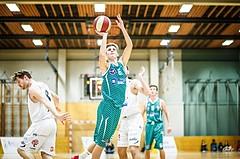 Basketball, 2.Bundesliga, Grunddurchgang 2.Runde, Mattersburg Rocks, KOS Celovec, Florian Ponholzer (6)
