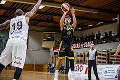 Basketball, Basketball Zweite Liga, Grunddurchgang 3.Runde, Mattersburg Rocks, Fürstenfeld Panthers, Christoph Villgratter (5)
