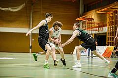 Basketball, Basketball Zweite Liga, Grunddurchgang 22.Runde, BBC Nord Dragonz, UDW Alligators Deutsch Wagram, Ognjen Drljaca (4)
