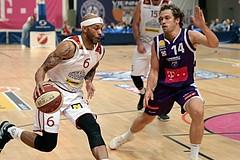 21.10.2018 Basketball ABL 2018/19 Grunddurchgang 4. Runde Timberwolves vs Traiskirchen Lions